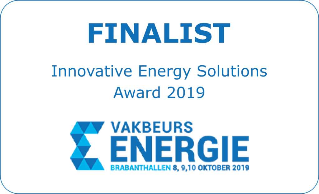 Finalist Innovative Energy Solutions Award